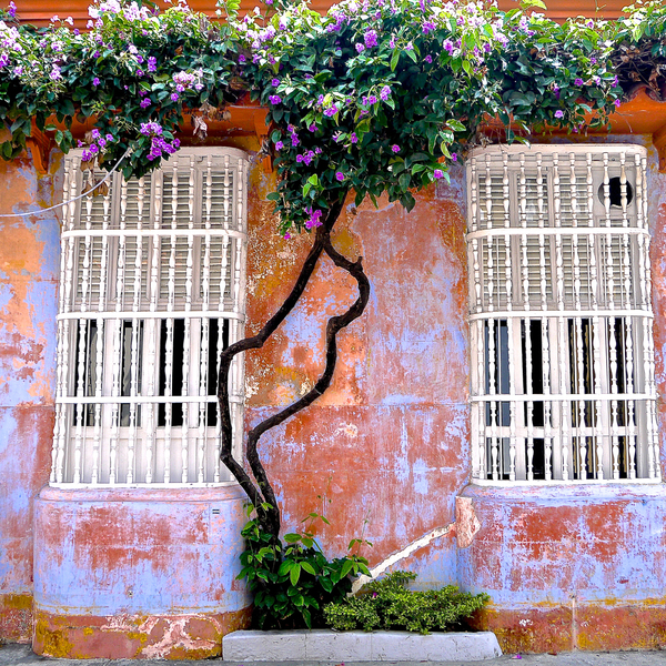 Architecture in Cartagena