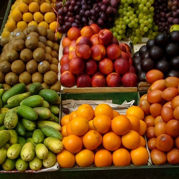 Fruits in Colombia