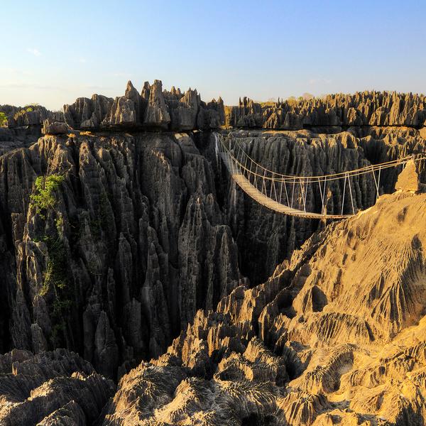 The Great Tsingy of Bemaraha