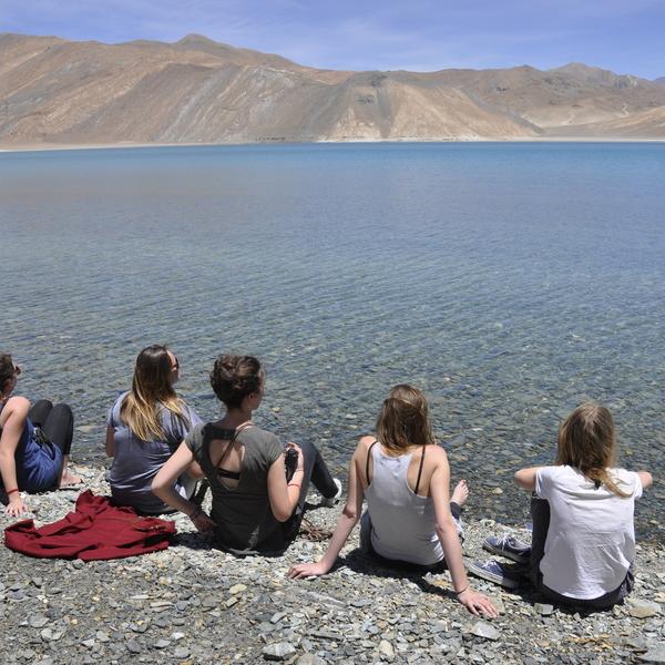 Ladakh in India