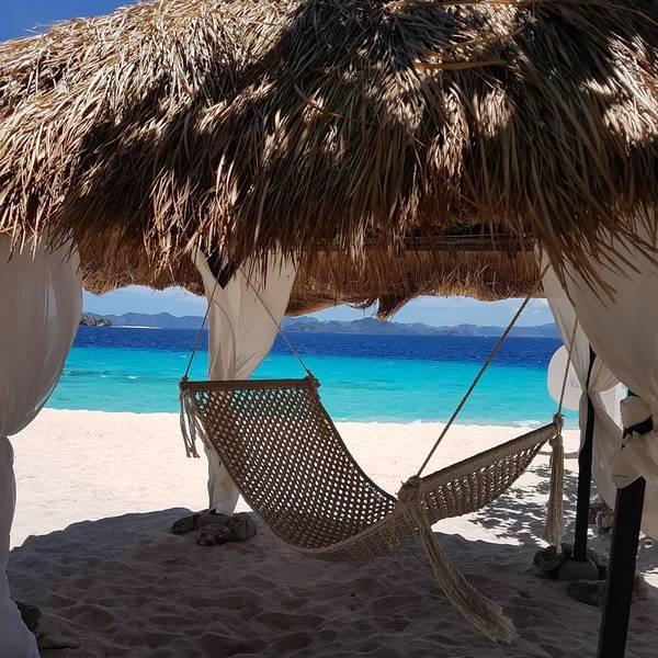 Palawan et Coron vous offrirons des paradis tropicaux privés! Des plages de sable blanc et eaux cristallines presque que pour vous!!