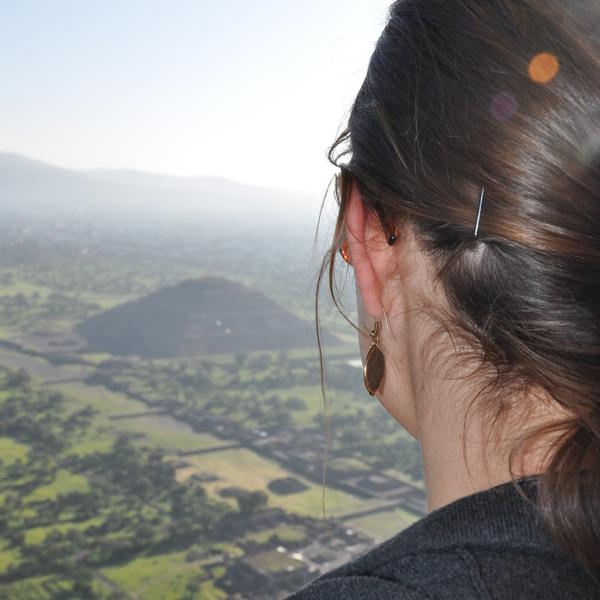 Heissluftballonflug über das Erbe der Azteken