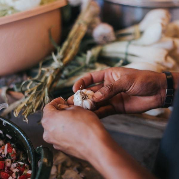 Local Market Oaxaca