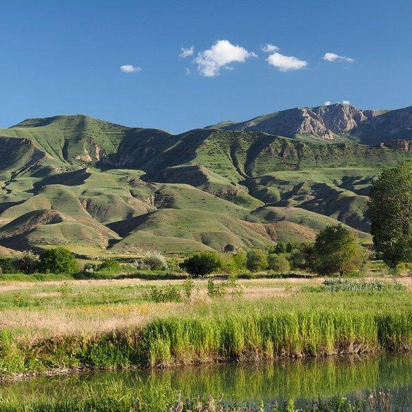 Nature in Armenia
