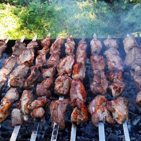 BBQ in Armenia