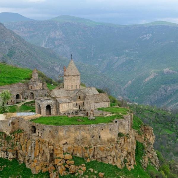 History in Armenia