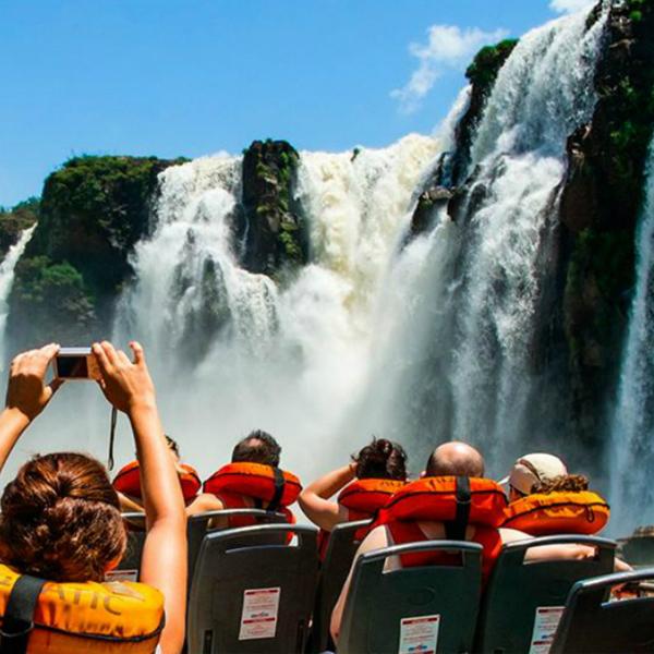 Waterfalls, Argentine