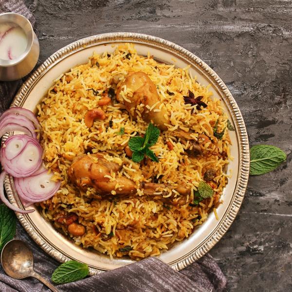 Persian rice dish in Iran