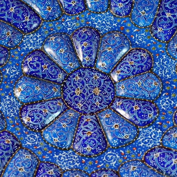 Iranian Minakari