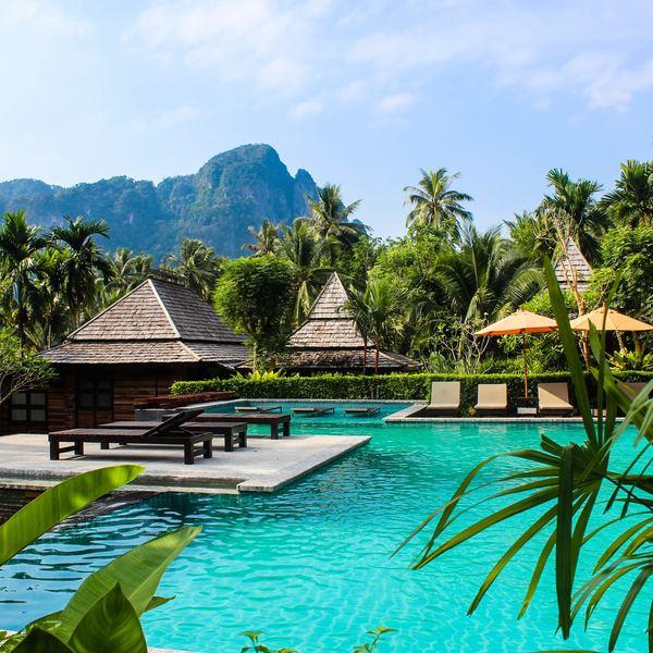 Ao Nang, Tailandia.