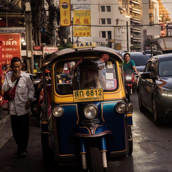 Bangkok, Tailandia.