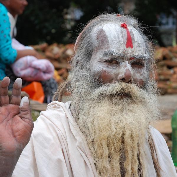 Spirituelle Erfahrungen, die man nur in Indien erleben kann.