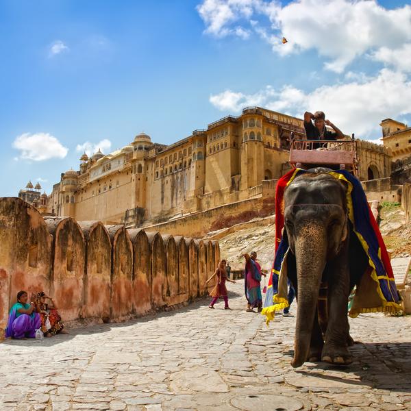 Das Bild zeigt Jaipur