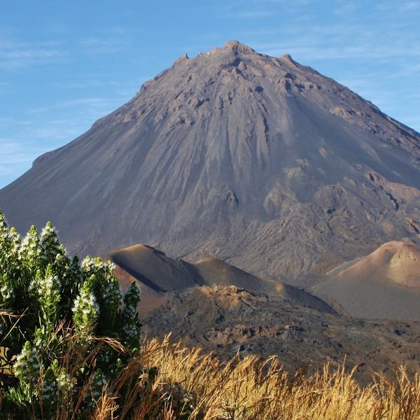 Le volcan de Fogo