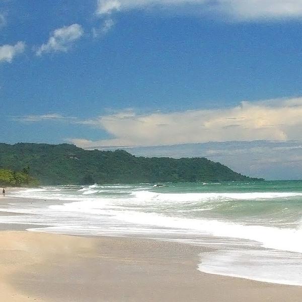 Le sud de la peninsule de Nicoya, sa jungle seche et ses plages sauvages