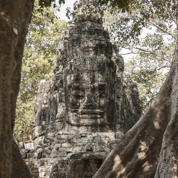 Das Bild zeigt Siem Reap.