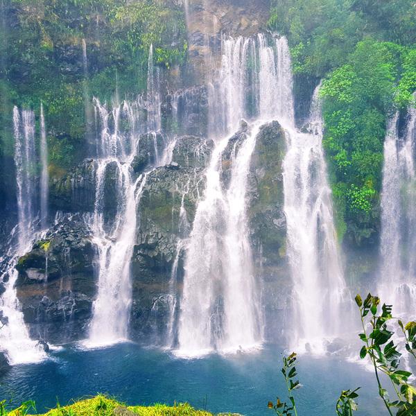 Grand Galet Waterfall