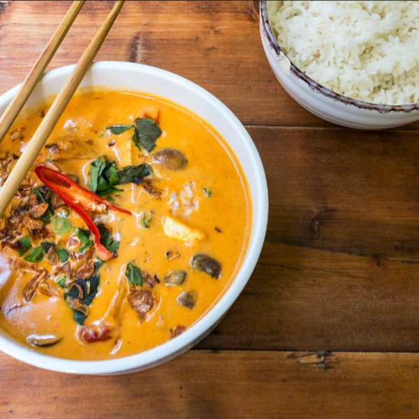 Zuppa vietnamita al curry