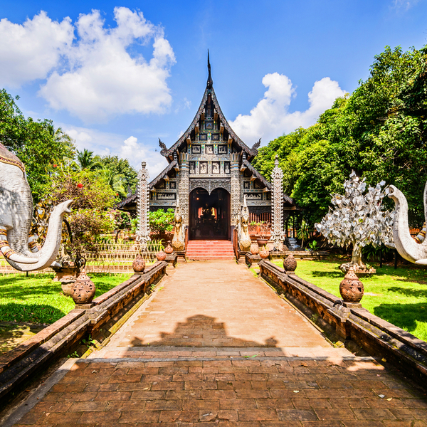 Das Bild zeigt Wat Lok Molee.