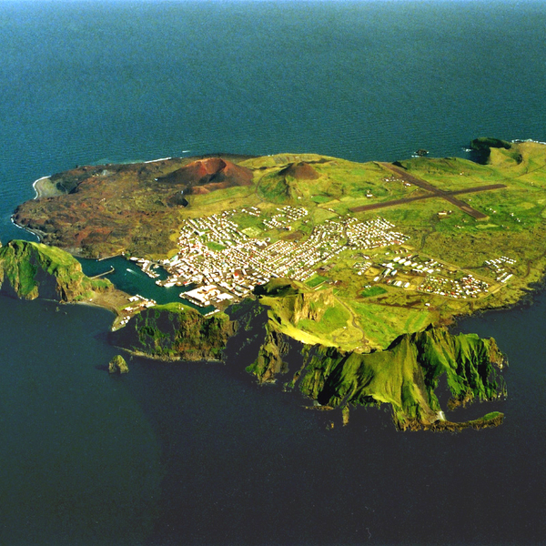 The Vestman Island