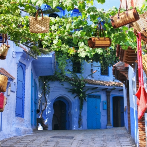 "Chefchaouen ""The Blue City of Morocco"" and a truly unique destination"