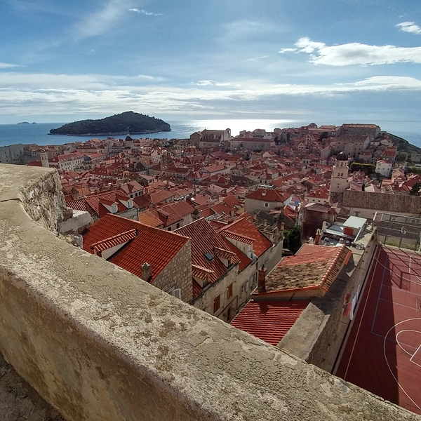 Wall of Dubrovnik