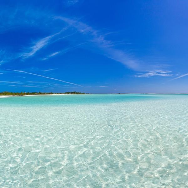 Der Strand Paraiso in Cayo Largo.