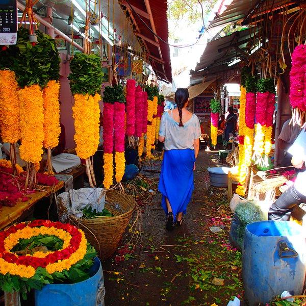 Mercados en el sur