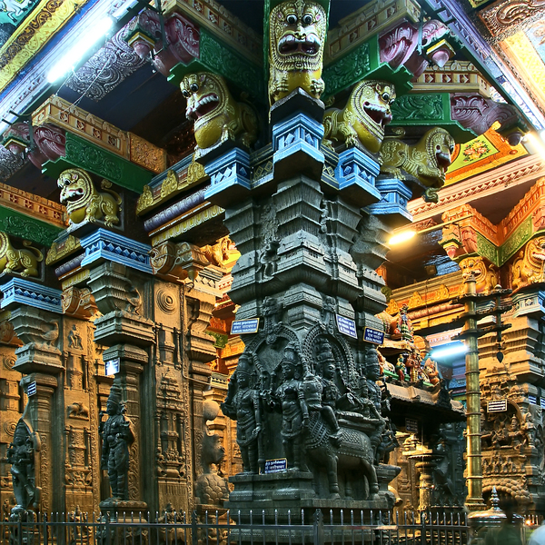 Templo Madurai