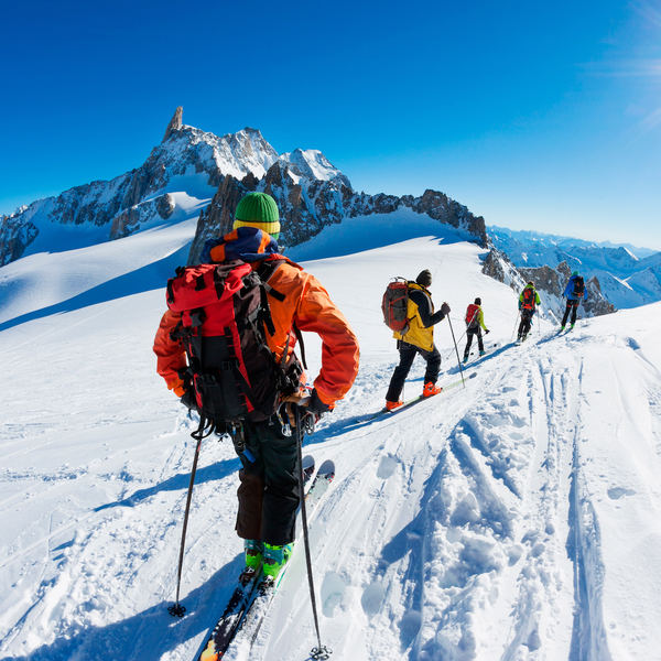Enjoy a full day of guided skiing in the breathtaking French Alps to discover the best runs and restaurants the mountains can offer