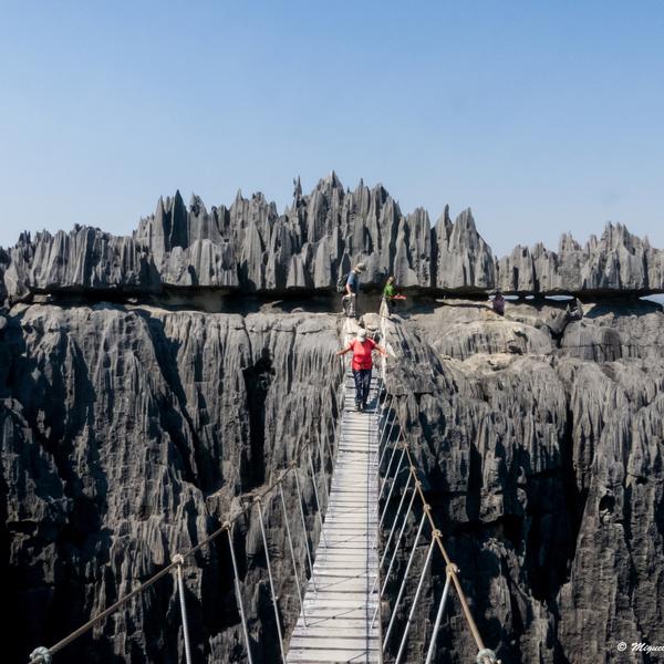 Il parco dei tsingy di Bemaraha