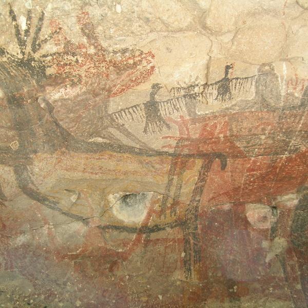 Die Sierra San Francisco und ihr prähistorisches Weltkulturerbe