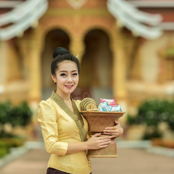 Ragazza Thai