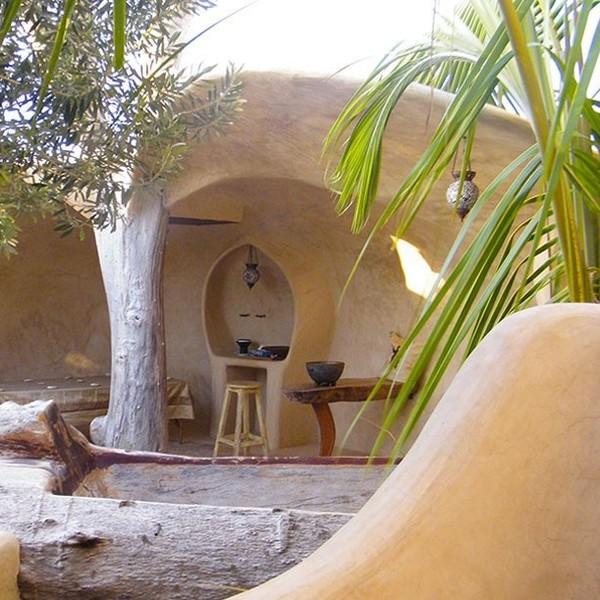 Salle de massage du Bakuba lodge