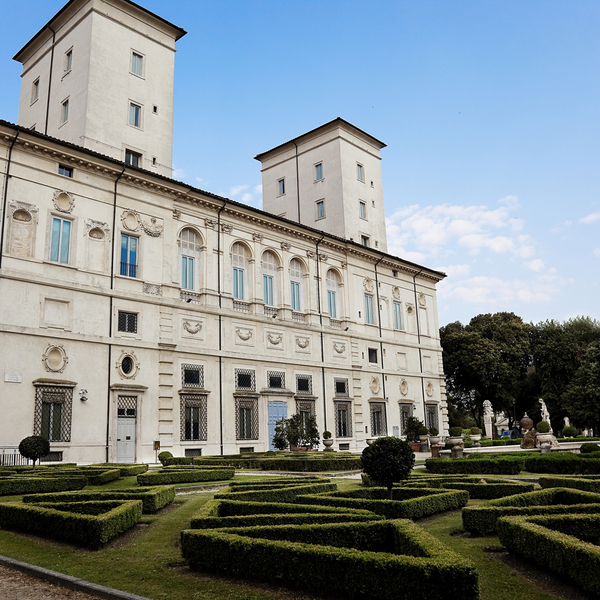 Borghese Gallery outside view