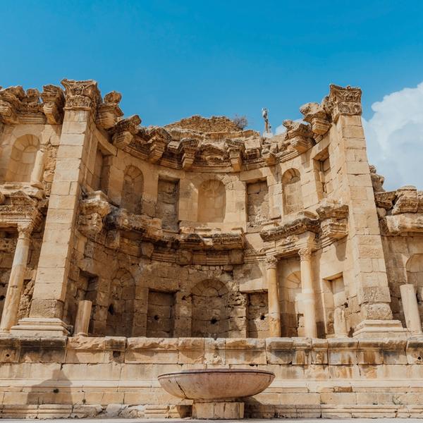 Jerash Roman City of the Decapolis