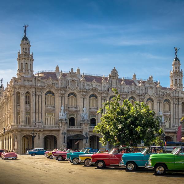 Das Bild zeigt Havanna.