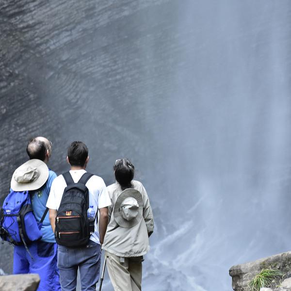Cascade de Gocta, 771 m de hauteur