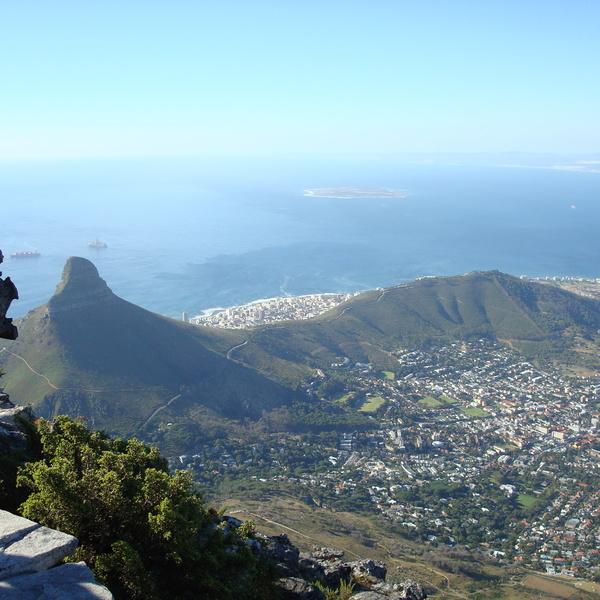 Kapstadt, eine der aufregendsten und buntesten Städte der Welt.