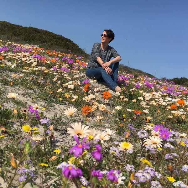 Blumenpracht im Westcoast National Park
