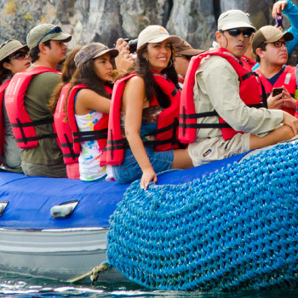 Day tour in the Galapagos Islands