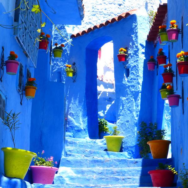 Chefchaouen, La Perla Azul de Marruecos