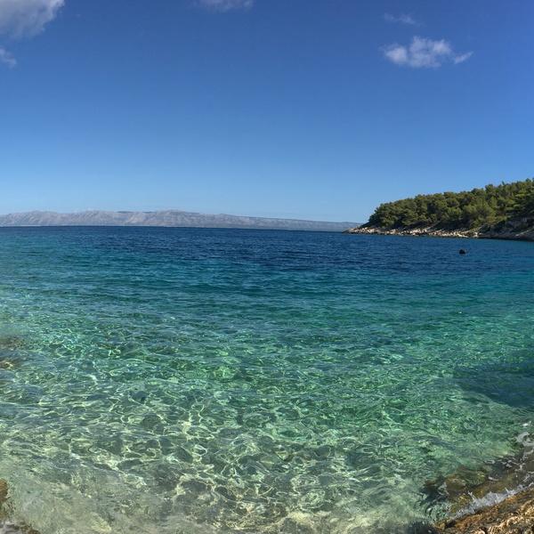 Aguas cristalinas perfectas para el snorkel