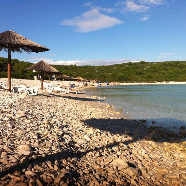 Relax en las playas del Adriático